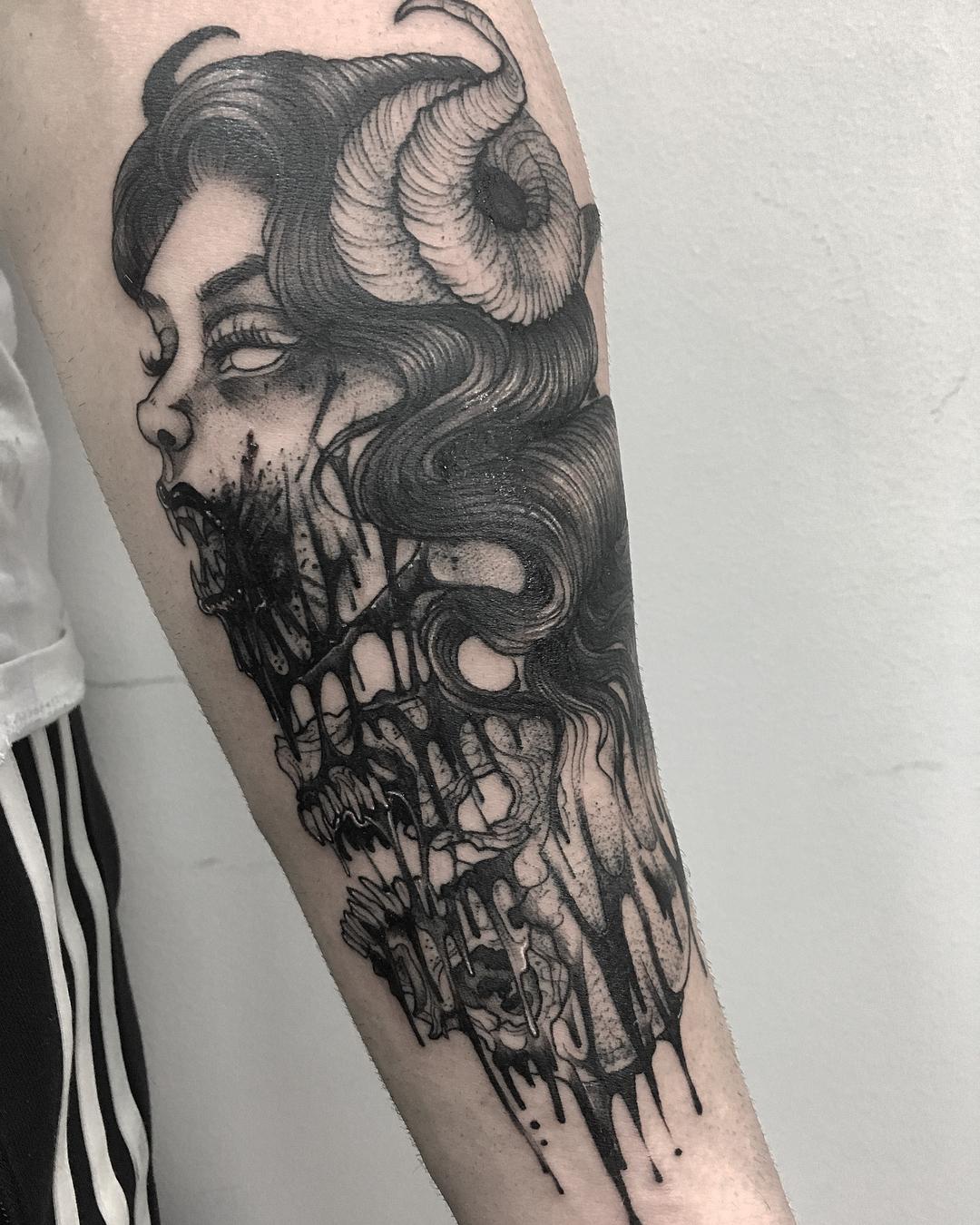 Blanco Y Negro Página 9 Obsession Tattoo