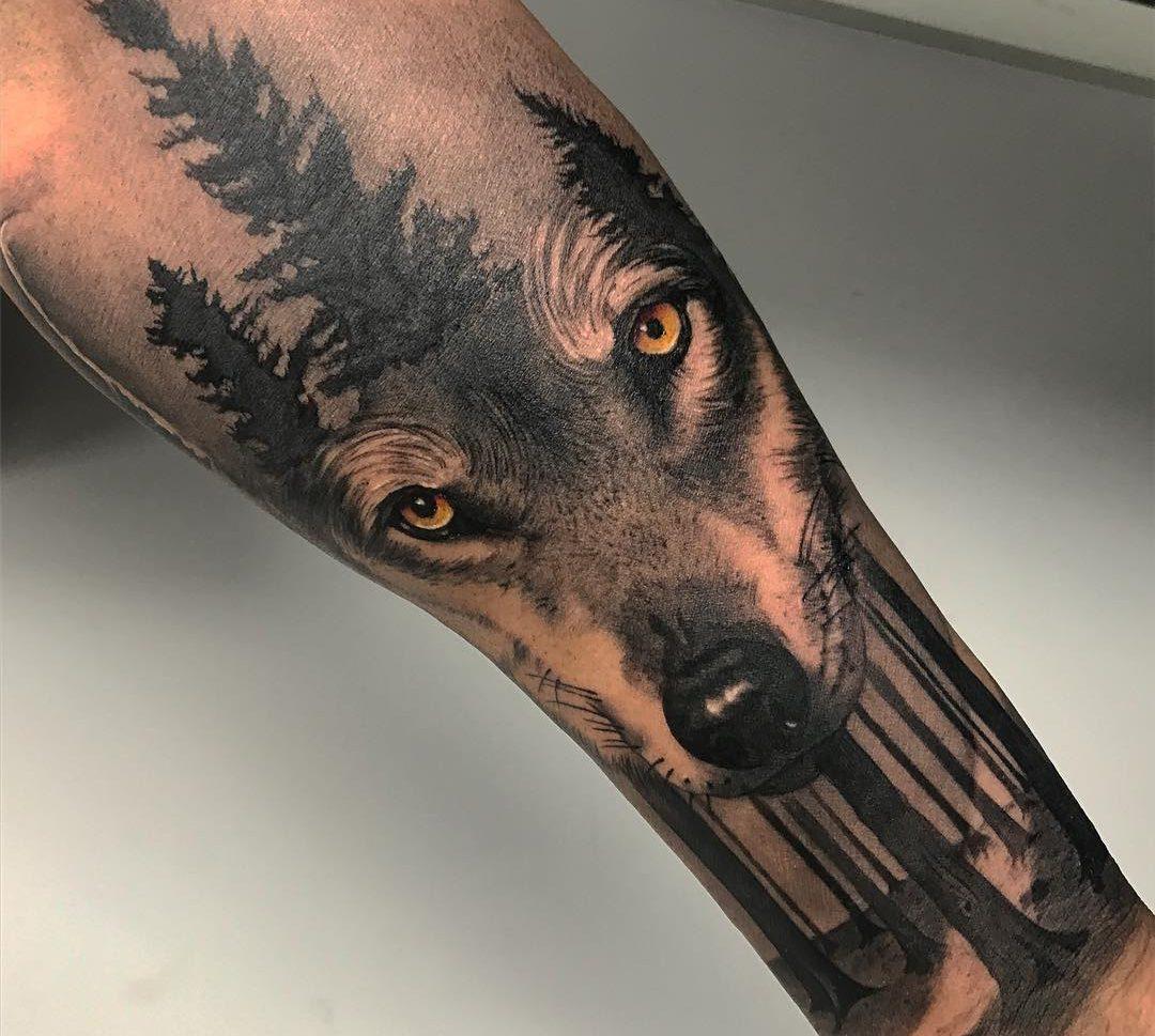 Lobo Obsession Tattoo