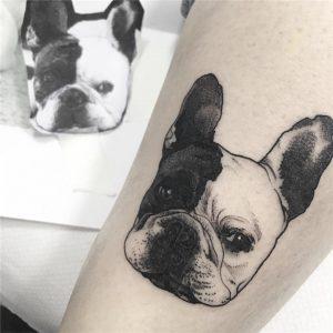 Tatuajes De Perros Obsession Tattoo