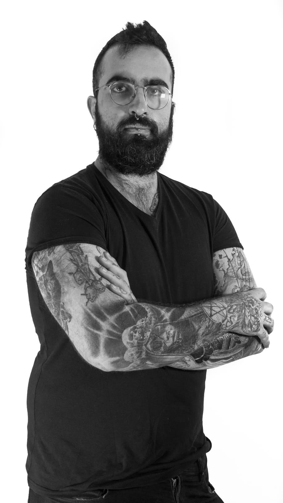 Estudio de tatuajes en Valencia
