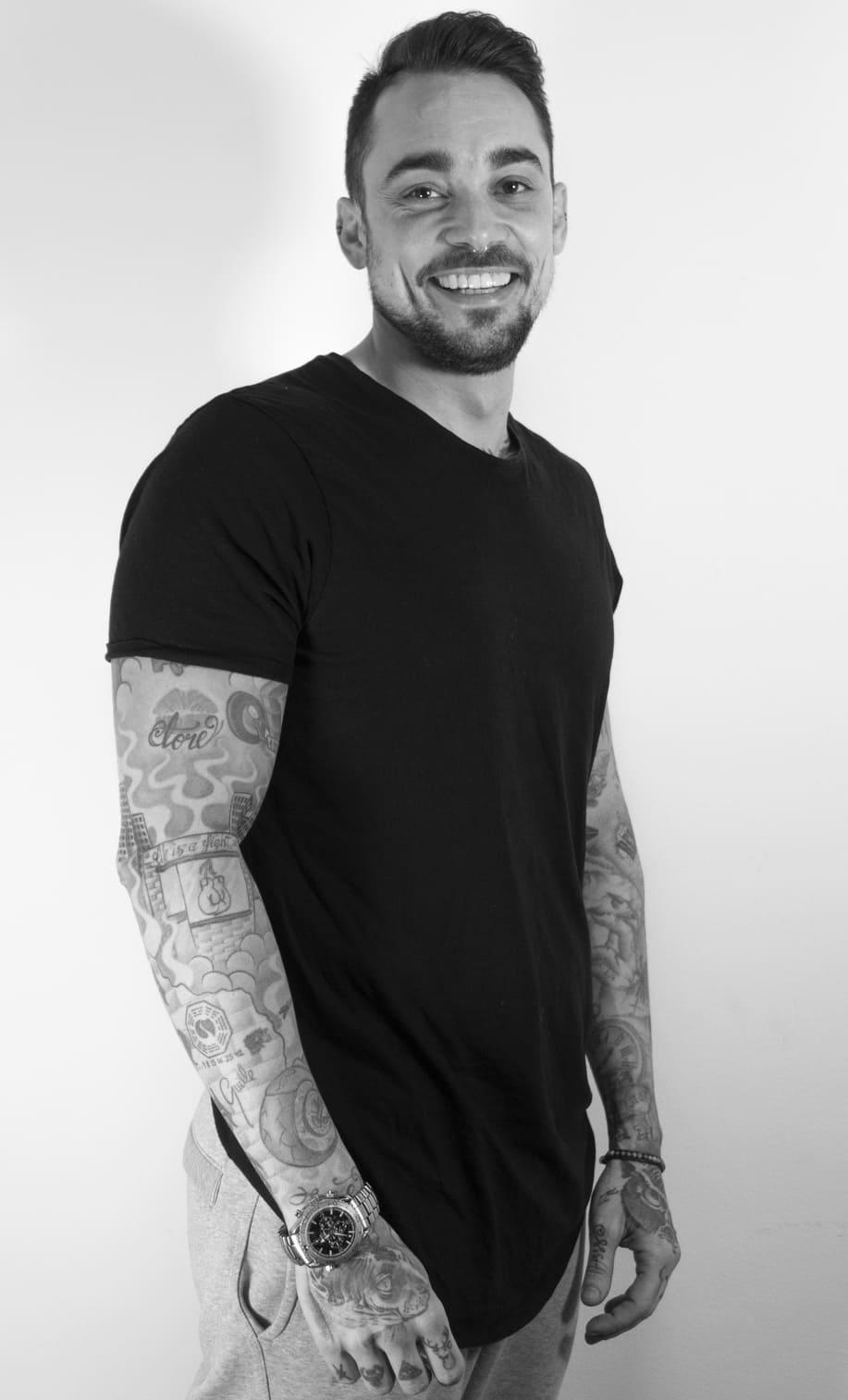Kike tatuador en Valencia