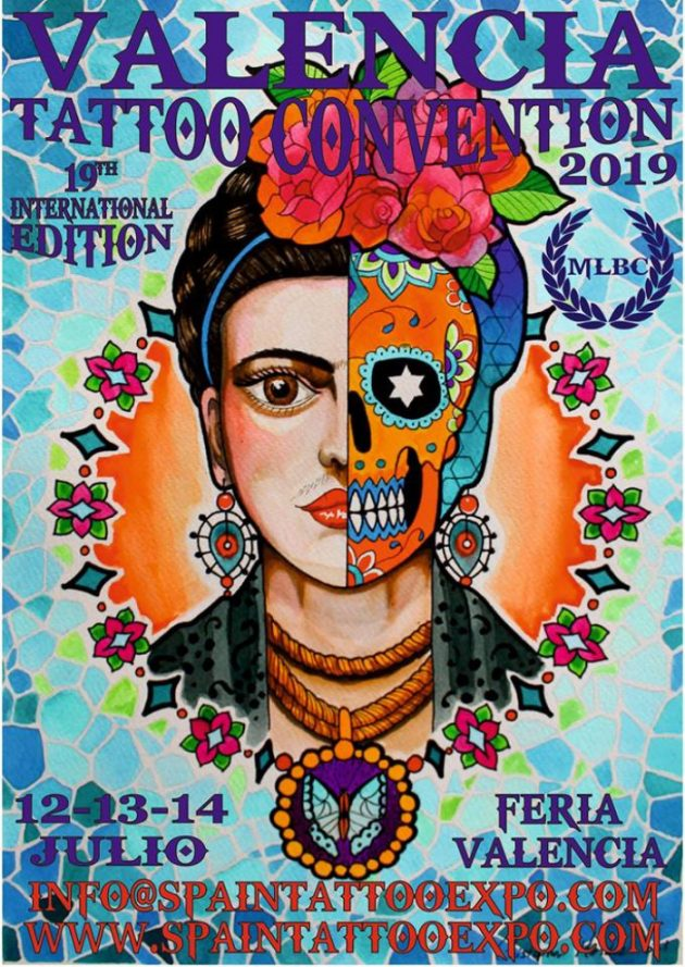 Valencia Tattoo Convention 2019
