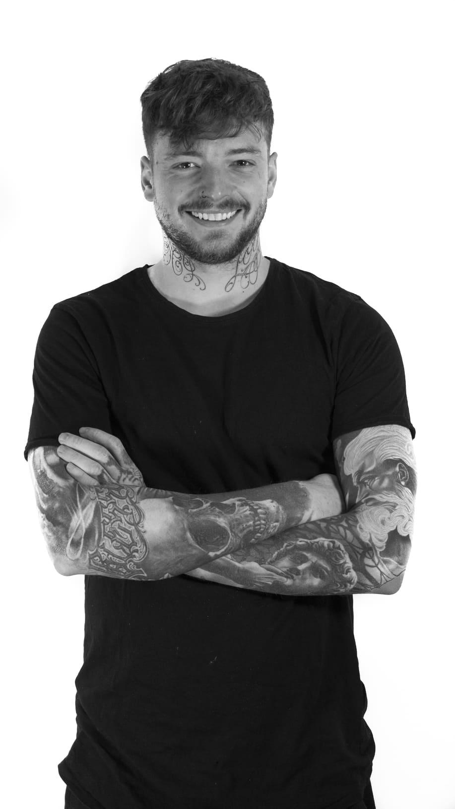 Tatuador en Valencia Vicente Cremades