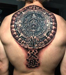 Tatuaje maorí de Evo Erk (Obsession Tattoo)