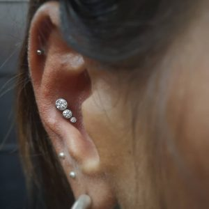 piercings oreja