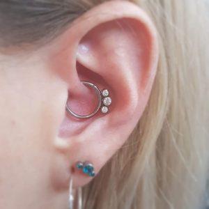 Piercings en la oreja Valencia