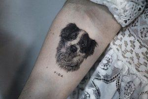 Microrealismo tattoo en Valencia.
