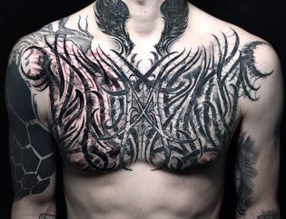 El deporte y los tatuajes recién hechos.