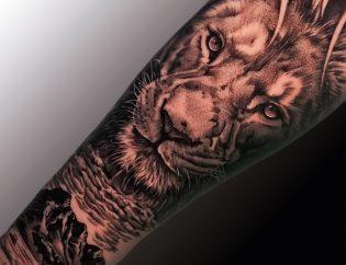 Tatuaje en realismo en Valencia