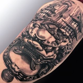Tatuajes de realismo en Obsession Tattoo Valencia