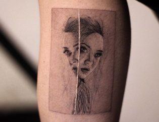 Tatuaje microrealismo en Valencia