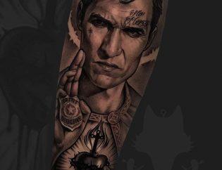 Tatuajes en realismo en Obsession Tattoo Valencia.