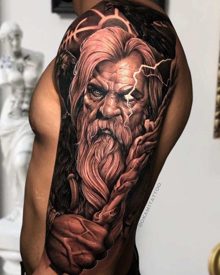 Tatuaje brazo en valencia
