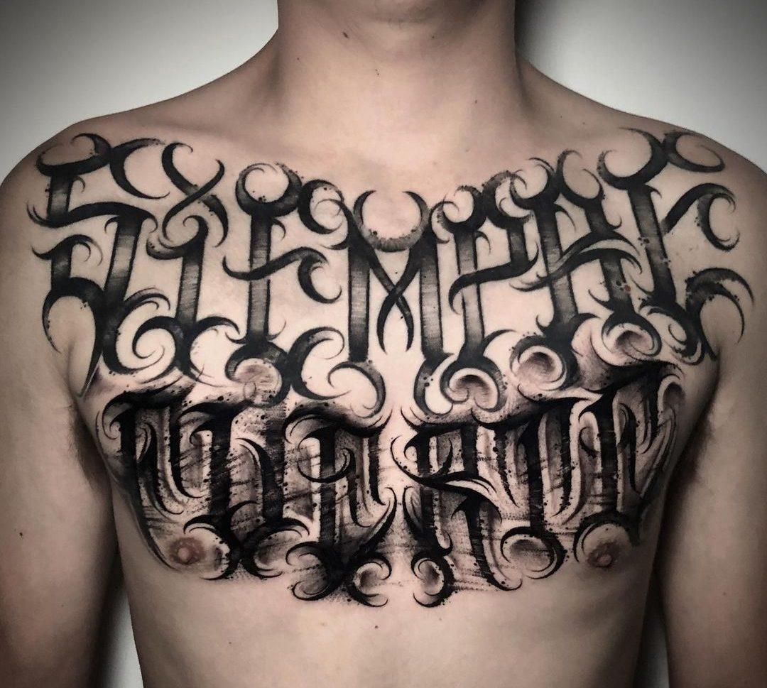 Tatuaje freehand en Valencia